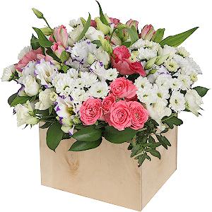 Цветы в щелково с доставкой бисерныэ цветы букеты на свадьбу